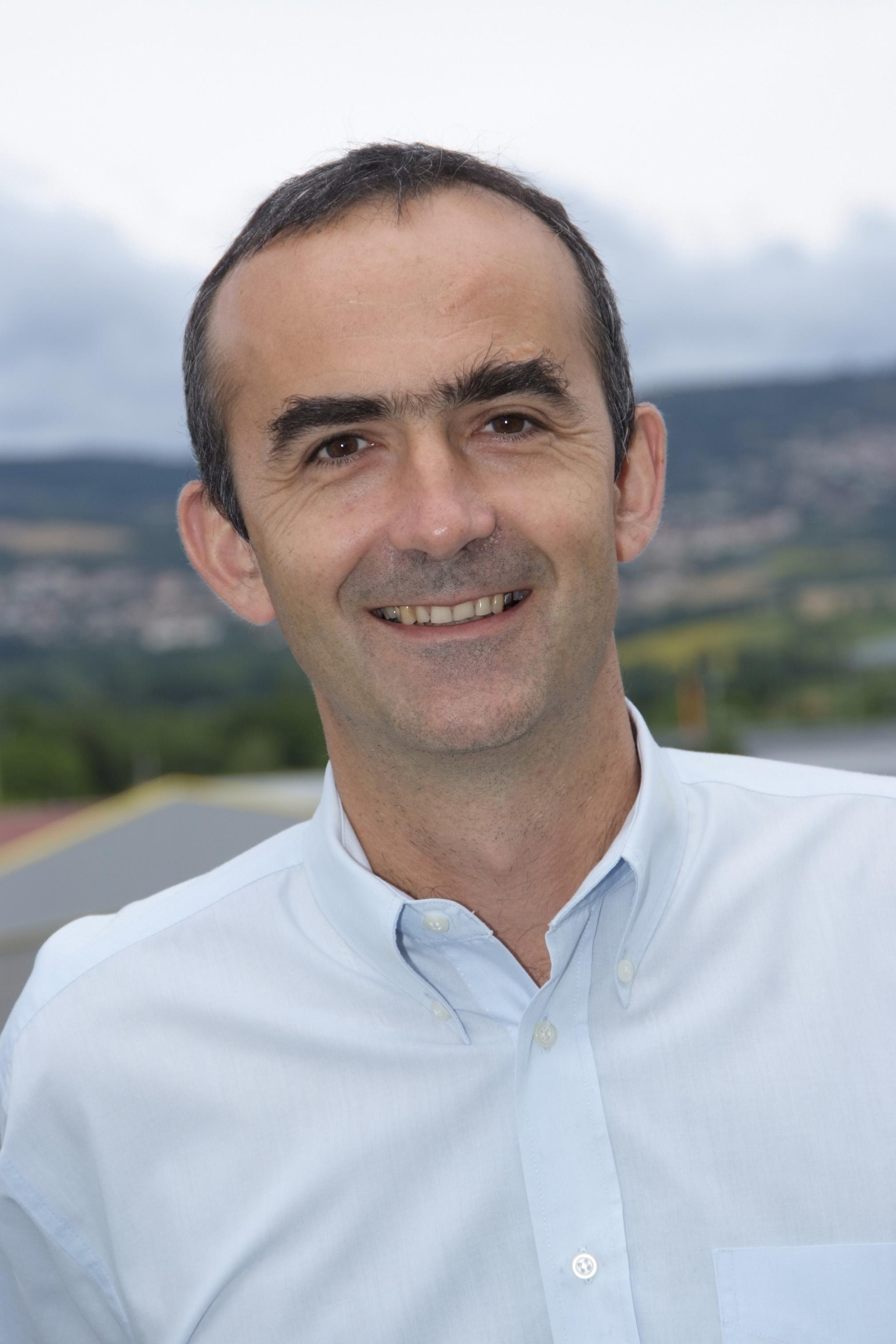 Portrait d'Alain MURIGNEUX, membre du bureau de PRO-MAÏS